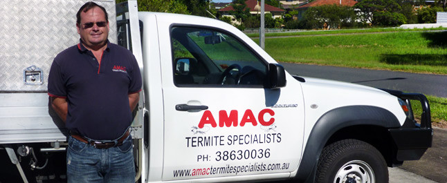 amac mobile service truck